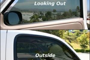 Photo #1: BEST PRICE ON WINDOW TINT AND CAR AUDIO