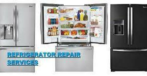 Photo #1: REFRIGERATOR REPAIR FAST-FREE SERVICE CALL WITH REPAIR!!