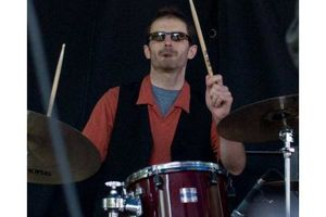 Photo #1: Drum set and percussion lessons offered!