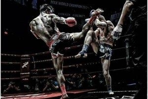 Photo #1: 1 ON 1 PRIVATE MUAY THAI LESSONS