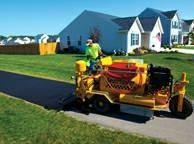 Photo #1: Seal Coat, Driveway Repair, New Asphalt Driveway...
