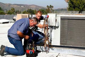 Photo #1: HEATING, AIR CONDITIONING, ELECTRICAL REFRIGERATION REPAIR -INSTALLATION