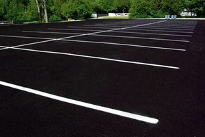 Photo #1: Residential and Commercial Sealcoating and Striping