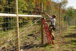 Photo #1: SAM & Co. Quality Fencing, Dozerwork, Barns and More