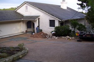 Photo #1: Concrete Slab Foundation Repair