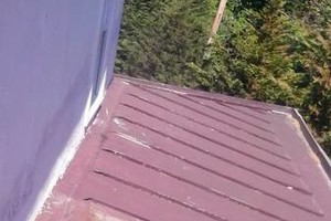 Photo #1: Roofing. General Contractor- Tin Kicker