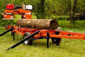 Photo #1: Portable Sawmill Service
