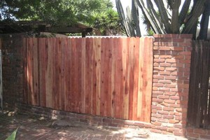 Photo #1: Barron Fence Company