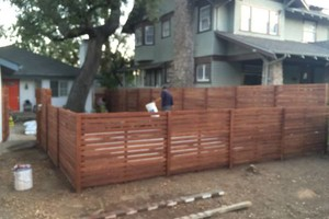 Photo #1: Emilio fence and gate services
