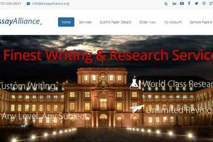 Photo #1: Custom Essay Service ~ Original Academic Writing in all...