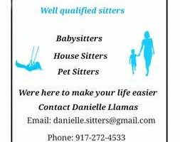 Photo #1: Need a sitter?