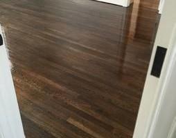 Photo #1: Harwood Floor Repairs Installations Refinishing