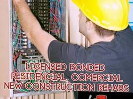Photo #1: ELECTRICIAN WITH LICENSE ? CALL ME