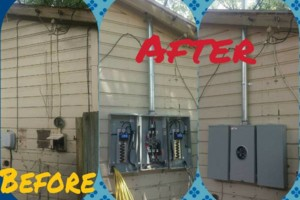 Photo #1: Electrical services- Se Habla Espanol