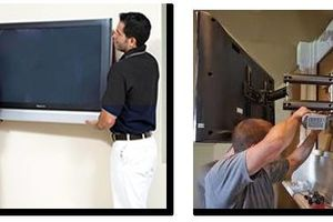 Photo #1: TV Installation / Wall...