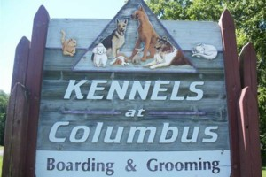 Photo #1: Kennels at Columbus. Dog and Cat Boarding and Grooming