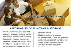 Photo #1: Professional Movers-Local and long distance