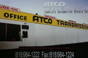 Photo #1: ATCO Transmission Centers- Complete Automotive Repair Service