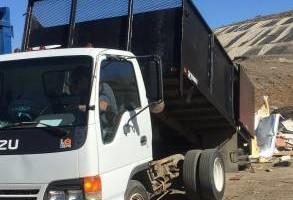 Photo #1: Mr. Haul-Away Dump Truck Services