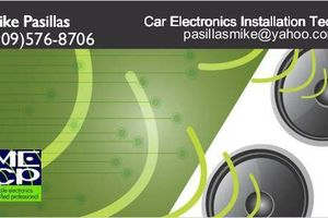 Photo #1: Car Electronics Installs - Alarms, Amplifiers, Stereos and more...