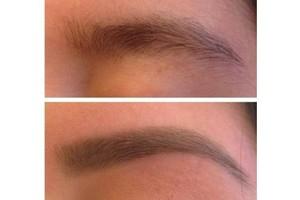 Photo #1: Eyebrow shaping