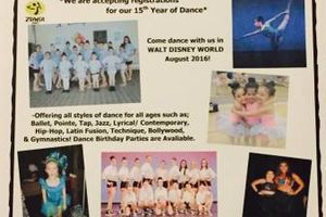 Photo #1: Off Broadway Dance Studio Registraion for Upcoming Dance Season