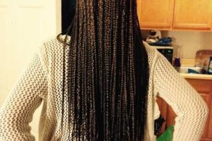 Photo #1: African braids $25 and up