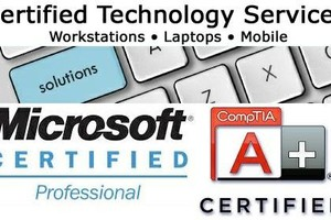 Photo #1: Certified Technology Services - PC Repair & IT Service