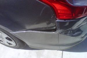 Photo #1: GOT A CRACK/DENT ON YOUR CAR BUMPER? I CAN FIX IT FOR ONLY...