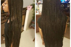 Photo #1: FLAWLESS BRAIDS ANY STYLES