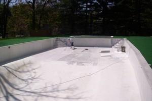 Photo #1: Fiberglass Pool Repair