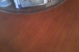 Photo #1: With G&K Forever Flooring