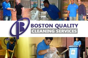 Photo #1: WE DONT JUST CLEAN. We Thoroughly Clean Offices With Extreme Precision