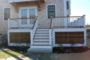 Photo #1: Deck repair & install.