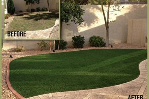 Photo #1: Grass Removal & Artificial Grass Installs - Licensed & Fair Price