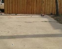 Photo #1: Fence Repairs. Low Cost High Quality. FREE ESTIMATES!!