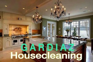 Photo #1: House Cleaning from Gardiaz