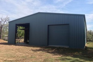 Photo #1: Metal Bldgs /Shop/ Storage/ Shell Homes