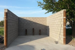 Photo #1: FOR ALL YOUR MASONRY NEEDS!!!