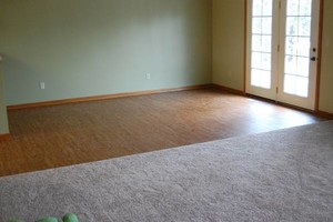Photo #1: Carpet Installation, free estimate, call now!
