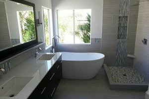 Photo #1: TILE & STONE CONTRACTOR