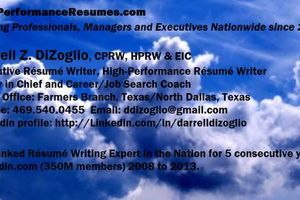 Photo #1: THIS CERTIFIED PROFESSIONAL RESUME WRITER = LOTS MORE INTERVIEWS
