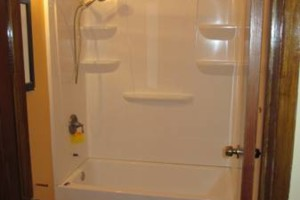 Photo #1: HANDYMAN SERVICE& TUB CONVERSION DRYWALL DOORS CARPENTRY ELECTRICAL