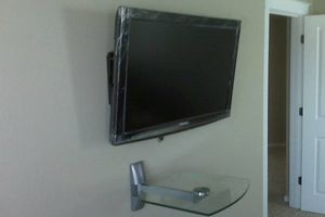 Photo #1: TV Installations $150 **Mount Included! TV Mount + Installation = $150