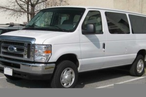 Photo #1: 14 Passenger van service for Corporate, Family,and Night events