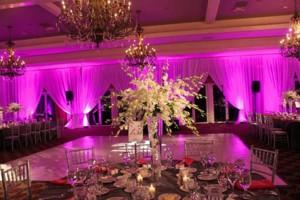 Photo #1: Elite Wedding Design. Uplighting Rental- $20