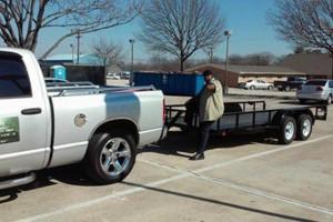 Photo #1: Move it & A + A Hauling/ Big Shawn`s. You call, I`ll haul service!