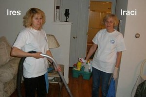 Photo #1: Got Dust? Got Dust Cloths? Don't worry, we bring our own! RB Cleaning