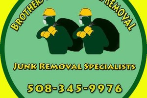 Photo #1: Brothers Cleanouts & Junk Removal - FULLY INSURED - Free Estimates!