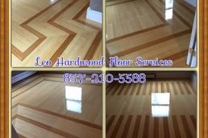 Photo #1: Leo Hardwood floor service